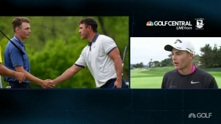 Brooks' new BFF? Wise learning all he can from Koepka