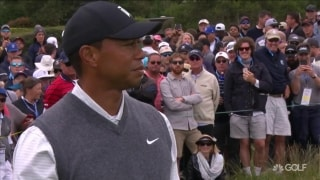 Will Woods rebound from first-round mistakes at Pebble?