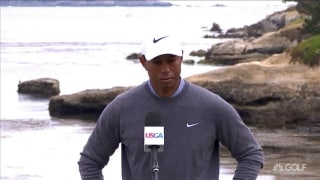 'Achy' Tiger (71): 'I had my chances to post good rounds'