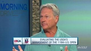 Cook: USGA 'let Pebble Beach be Pebble Beach'