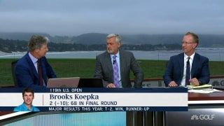 Duval on Koepka: 'He's on his way to being a legendary player'