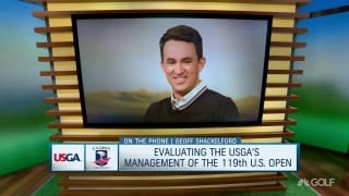 Shackelford: USGA did a 'sensational job' with U.S. Open