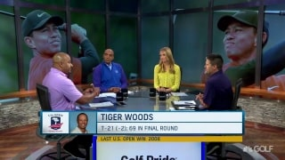 Does Tiger need more reps to resist the rust?