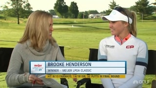 Hang 10? Henderson eyes another title, another major at Women's PGA