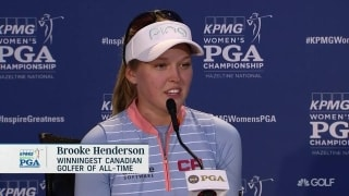 Wedge play work paying off for Henderson