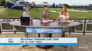First impressions: KPMG Women's PGA at Hazeltine National