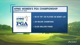 Star-studded field for KPMG Women's PGA Championship