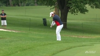 Highlights: H. Green leads KPMG Women's PGA Championship