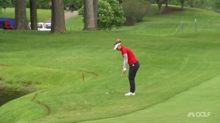 Highlights: Green's miraculous par save from Friday