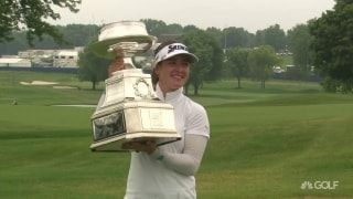 Green makes history with win at Hazeltine