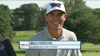 Horschel: PGA Tour Champions is great but not for me