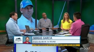 Has Sergio lost his passion for the game?
