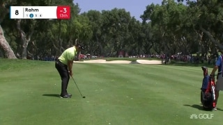 Highlights: Rahm (72) struggles on Day 2 in Spain