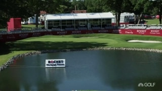 Tirico on Rocket Mortgage Classic: 'Great boost' for Detroit