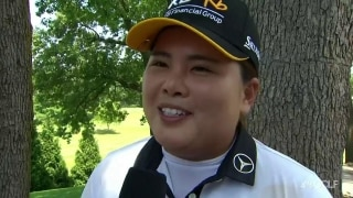Inbee (62): 'I was waiting for this moment' with the putter again