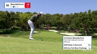Highlights: Everyone chasing Bezuidenhout into Sunday at Andalucia Masters