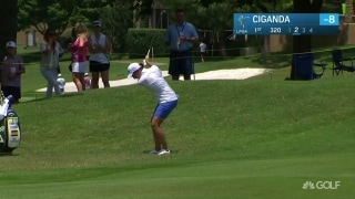 UL Innovative Shots of the Day: Torres, Ciganda eagle from the fairway
