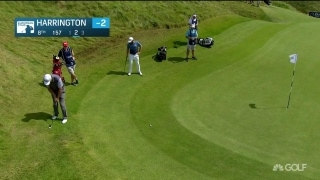 3 for 3: Harrington, Hatton, Poulter celebrate 'quiet' birdies