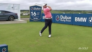 Lombard leads after Day 2 at Irish Open