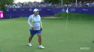 Like it's easy! Feng earns 10th LPGA title at Thornberry Creek