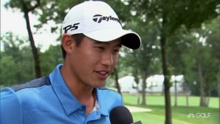 Morikawa, Suh, Meyer inspired by Wolff's 3M Open win