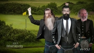 Theory of Feherativity: Players be wary of fans at Scottish Open