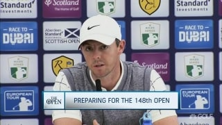 Not just Open prep: Rory wants another win in Scotland