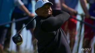 Woods, Fowler, Reed prep for The Open at Royal Portrush