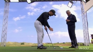 Putt like Molinari: Open champ breaks down technique on greens