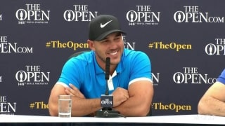 Koepka: 'Nothing cooler' than to win for his caddie at Royal Portrush