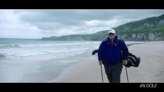 Edmund's mission: Walking across Ireland for cancer awareness