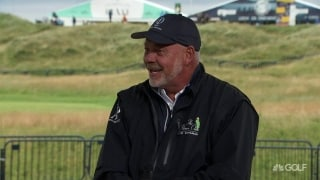 Clarke using home-course advantage to find inspiration at The Open
