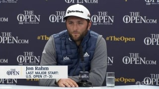 Rahm's two Irish wins give him confidence going into The Open