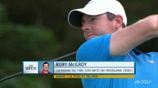 McIlroy's secret weapon for The Open?