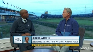 Is Tiger prepared enough at Royal Portrush?