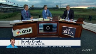 Nobilo: Look for Koepka to 'thin the herd'