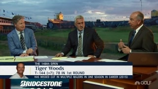 Diaz on Tiger: 'Suddenly, the window looks smaller'