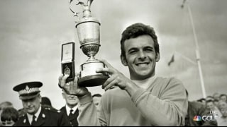 Then and now: Jacklin wins the 1969 Open