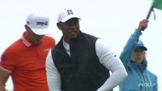 Too much to overcome: Tiger (78-70) misses cut at The Open