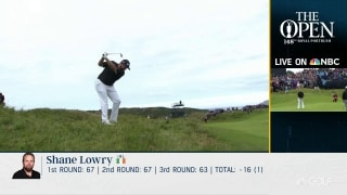 Highlights: Lowry (63) makes history at The Open