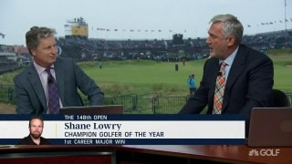 Chamblee: Lowry's win in Northern Ireland was special