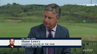 Chamblee: Lowry 'didn't make one single mistake'