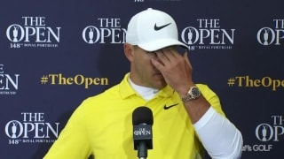 Was Koepka right to call out Holmes for slow play?