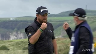 Winning formula: How Lowry finished off the 148th Open