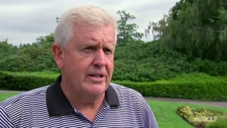 Montgomerie: Lowry won the 148th Open on Saturday afternoon