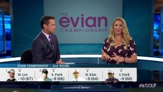 Blumenherst: Evian has 'playoff written all over it'