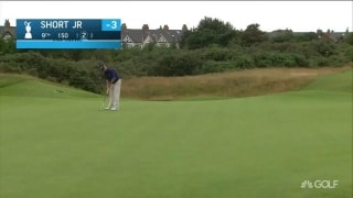 Highlights: Short holds one-shot lead at The Senior Open
