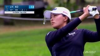 Highlights: J.Y. Ko captures Evian for second major of season