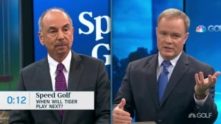 Speed Golf: Will Spieth win this year? When will Tiger play next?