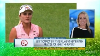 Stupples on lexi's passport mistake: 'Things like this happen'